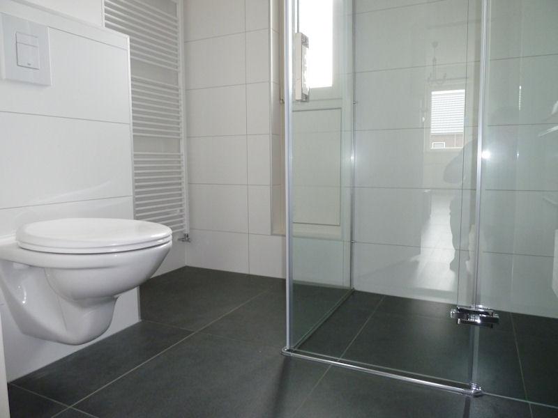 Wandtegels witte keuken - Badkamer tegel helderwit ...