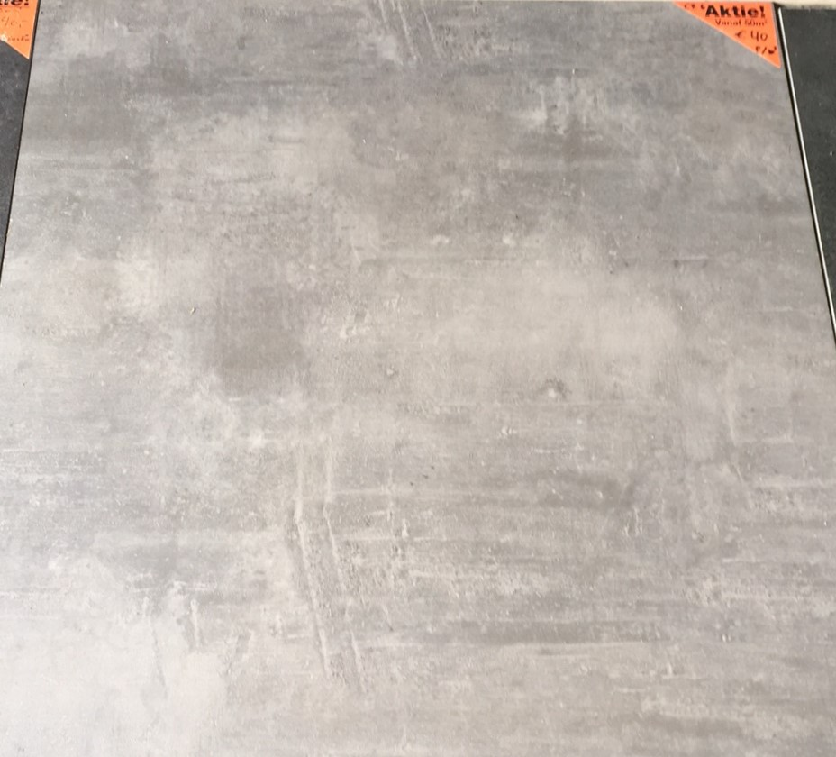 Vloertegels 80x80 Grijs.Vloertegel 80x80 Cm Design Beton Donker Grijs Cr6