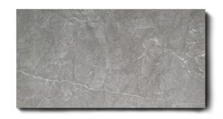 Gepolijst vloertegel 45x90 cm Marmerlook Grijs NAV1 Is ook leverbaar in 30x60 cm, 90x90 cm, 60x60 cm, 75x75 cm, 60x120 cm, 90x180 cm en 120x120 cm.