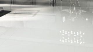 woonkamer wit gepolijst vloertegels 60x120 cm