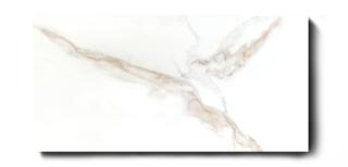 Gepolijst vloertegel 80×160 cm Marmerlook Goud C107 is ook leverbaar in gepolijst 60x120 cm, 120x120 cm en 120x260 cm. In hoogglans 30x60 cm, 60x60 cm en 75x75 cm. In mat leverbaar in 30x60 cm, 60x60 cm, 60x120 cm , 75x75 cm en 120x260 cm. Deze witte marmerlook tegel met gouden aders creëert een klassieke uitstraling in iedere ruimte. Wij kunnen deze tegel leveren in diverse maten in mat of glanzend. Deze tegels zijn geschikt om te gebruiken op de vloer en/of wand.