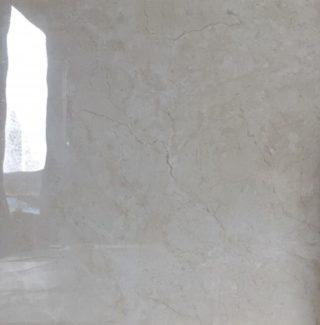 woonkamer marmerlook vloertegel beige 60x60 cm