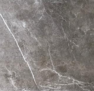 Hoogglans vloertegel 60x60 cm Nival Negro restpartij (nog 10,08 m2 voorraad)