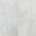 Hoogglans vloertegel 80x80 cm Arma Wit Grijs Marmerlook Nr. 44 is ook leverbaar in 60x60 cm