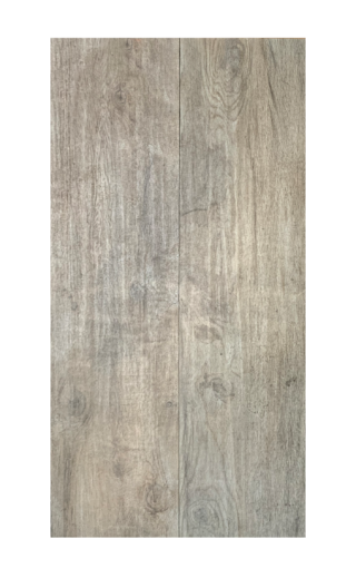 Houtlook tegel 23×120 cm Noesten Bruin C42 Anti slip is mooi op de vloer en wand
