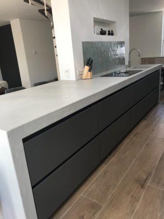 Houtlook tegel 27×163 cm Bruin DC 1 als keuken tegels te gebruiken