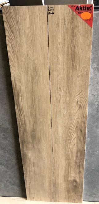 Houtlook tegel 20x120 cm DC4 franse eiken beige