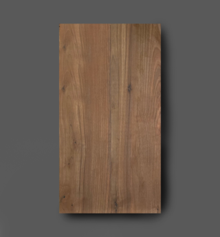 Keramisch parket 20×120 cm Dalo Bruin DC3 is mooi op de vloer en wand