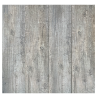Keramisch parket 23x120 cm Taupe Grijs Noesten C44 is mooi op de vloer en wand