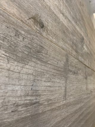 Keramisch parket 30×120 cm Taupe Grijs Noesten C44 van dichtbij