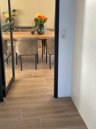 Keramisch parket 30x150 cm Favor Naturel N7 is zeer geschikt voor vloerverwarming