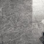 hoogglans vloertegel 30×60 cm carrara Grijs Q16