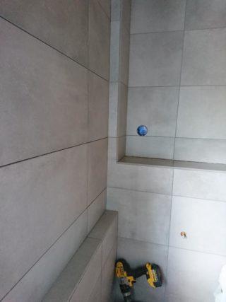 Vloertegel 30x60 cm Betonlook licht grijs DC 22