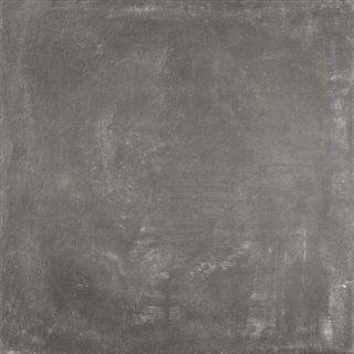 Vloertegel 60x60 cm Alaplana Assen Graphite is mooi op de vloer en wand