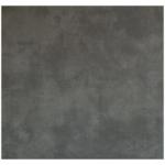Vloertegel 60x60 cm Cementi Graphite betonlook antraciet Nr. 22 is mooi op de vloer en wand