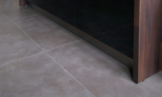 Vloertegel 60x60 cm Cementi Grigio betonlook taupe Nr. 21