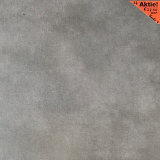 Vloertegel 60x60 cm Antraciet betonlook Super Art Graphite nr 37