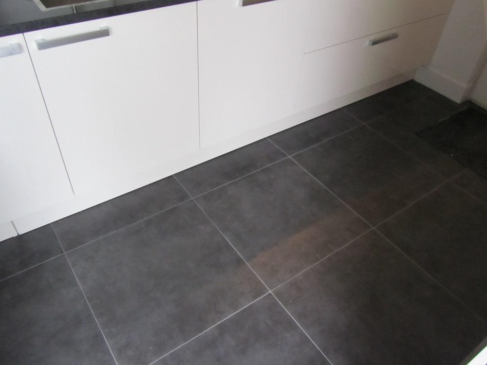 Zwarte Plavuizen 60 X 60.Vloertegel 60x60 Cm Cementi Graphite Betonlook Antraciet Nr 22