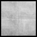 Vloertegel 62x62 cm Urban Licht Grijs Nr. 33 is mooi op de vloer en wand.