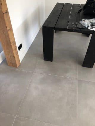 Vloertegel 80×80 cm Betonlook Ronda Grijs NR16