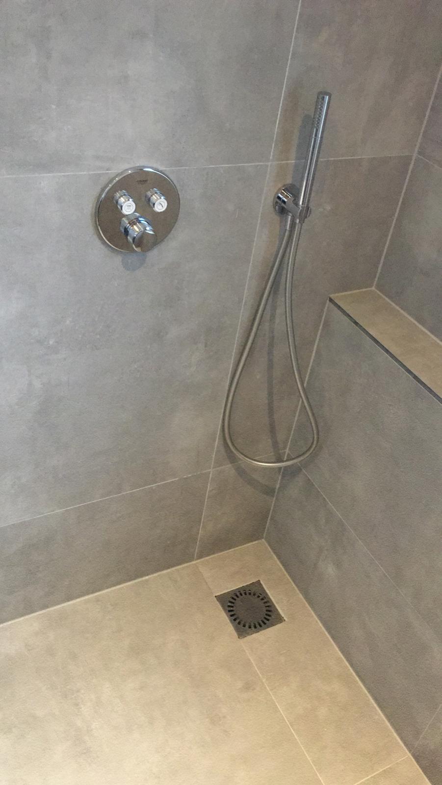 Vloertegel 80x80 Cm Ariel Grijs Betonlook Nr12 Rb Tegels Tiel