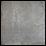Vloertegel 90x90 cm Metaallook Roest Bruin Grijs H115 is mooi op de vloer en wand
