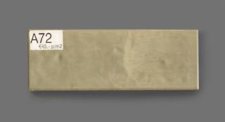 Wandtegel 10×30 cm taupe A72 voor badkamer, keuken of toilet