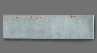 Wandtegel 10×40 cm Roest Blauw A96 voor badkamer, keuken of toilet