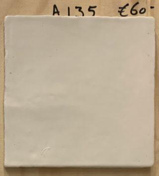 Wandtegel 13x13 cm beige A135 voor keuken, badkamer en toilet