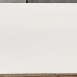 Wandtegel 30x60 cm B keus Mat Wit gerectificeerd is mooi op de wand