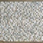 Wandtegel 33x65 cm micro blauw grijs H72 voor keuken, toilet en badkamertegels