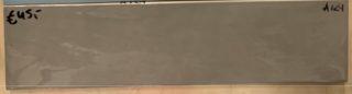 Wandtegel 7.5x30 cm grijs A124 voor keuken, badkamer en toilet