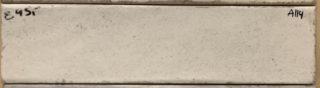 Wandtegel 7.5x30 cm wit A114 voor keuken, badkamer en toilet