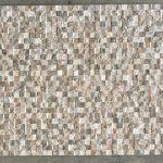 Wandtegel 33x65 cm micro grey