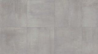 woonkamer vloertegel 100x100 cm grijs