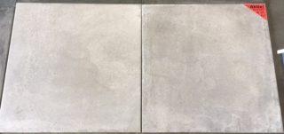 Vloertegel 60x60 cm Betonlook grey MC2