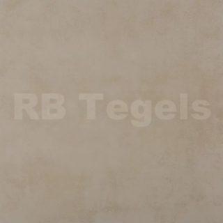 Vloertegel 60x60 cm betonlook cementi beige nr 23 is geschikt voor vloerverwarming