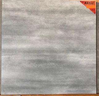 vloertegel 60x60 oxyd grijs betonlook nr 17 gerectificeerd